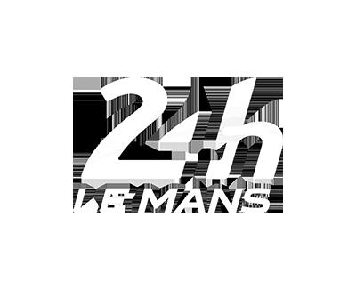 Client - 24h Le Mans - logo white
