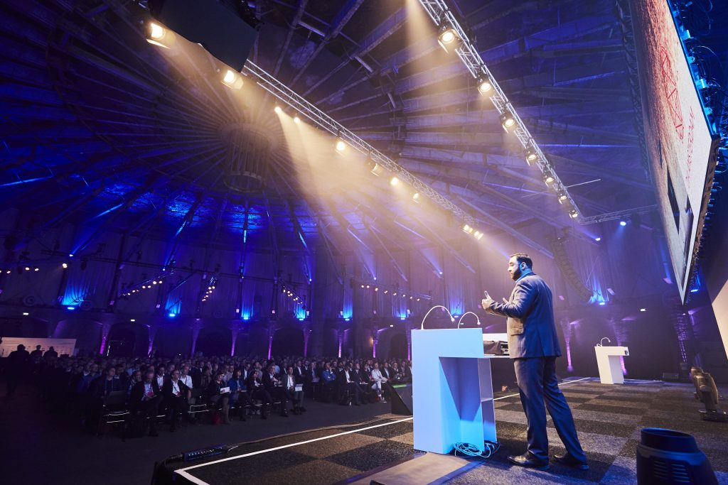 DIA Amsterdam - conference speaker