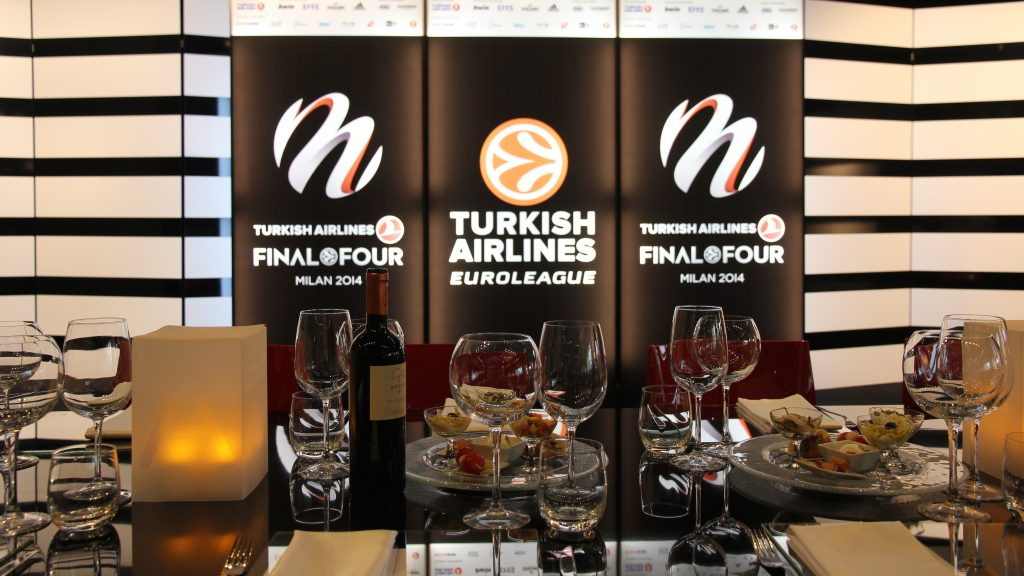 Euroleague Final Four - Milan