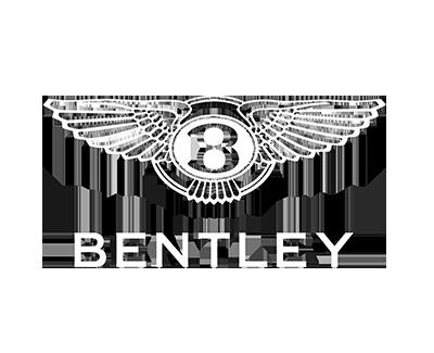 Client - Bentley - logo white