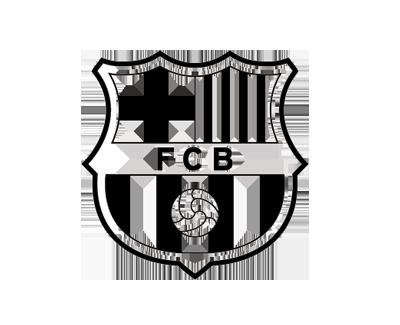 Client - FC Barcelona - logo black