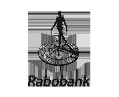 Client - Rabobank - logo black