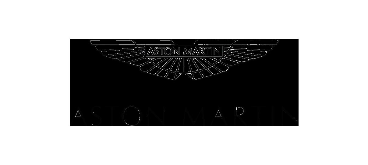 Client - Aston Martin - logo black