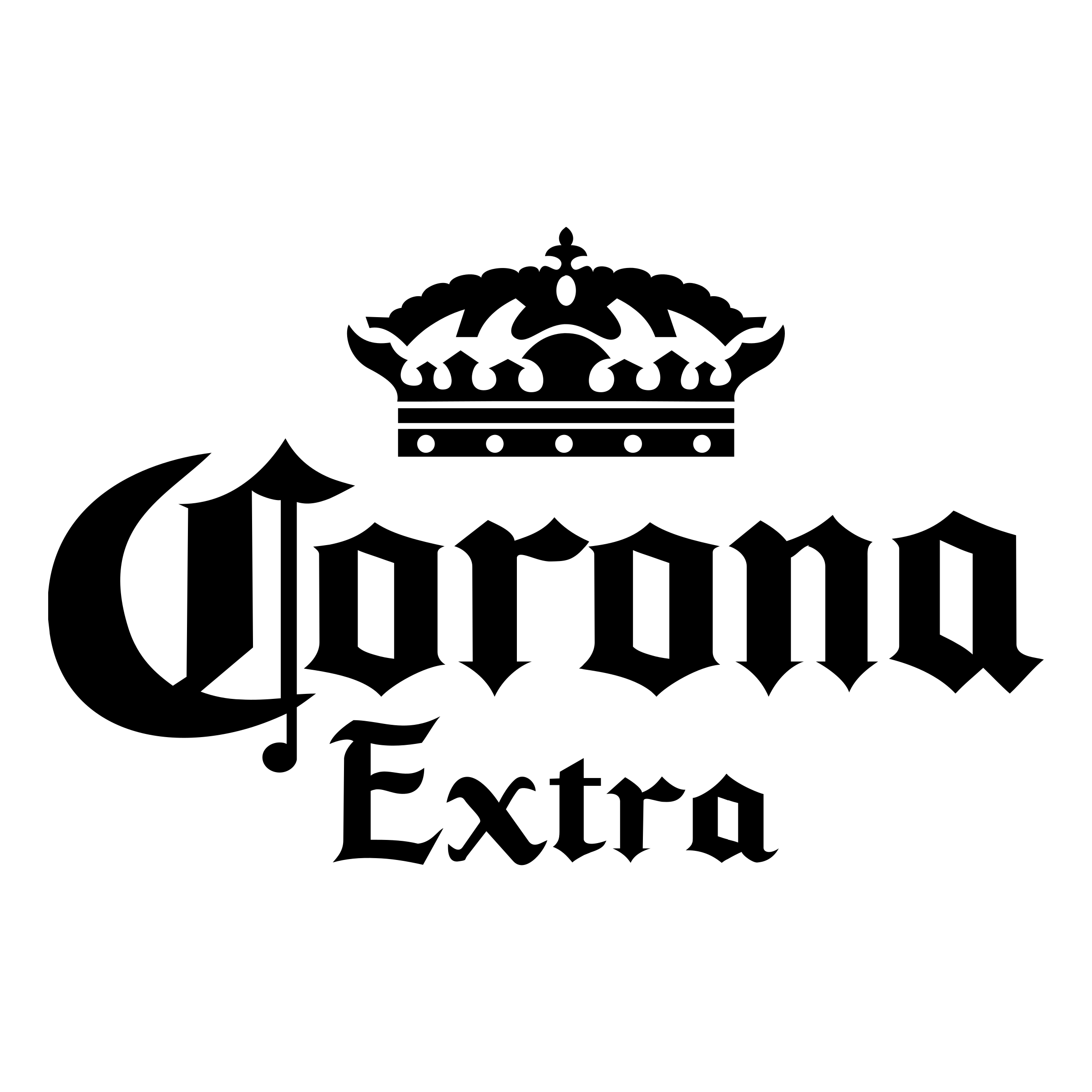 Client - Corona - logo black