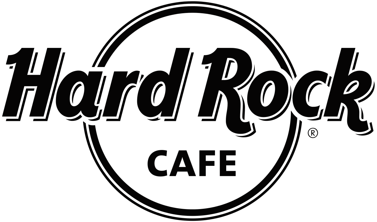 Client - Hard Rock Cafe - logo black