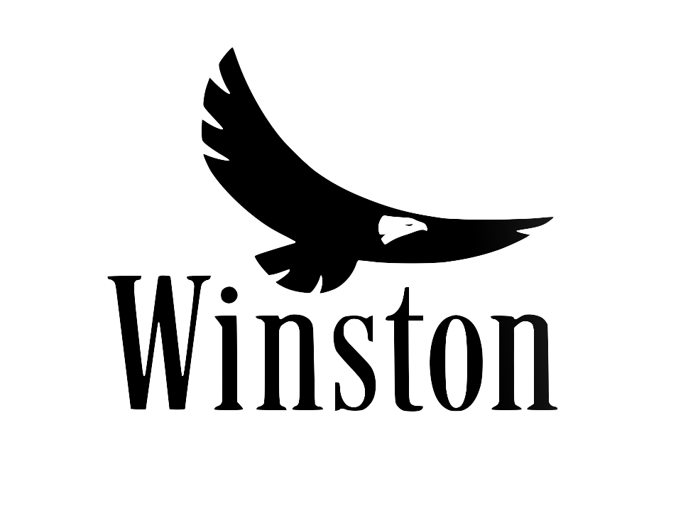 Client - Winston - logo black