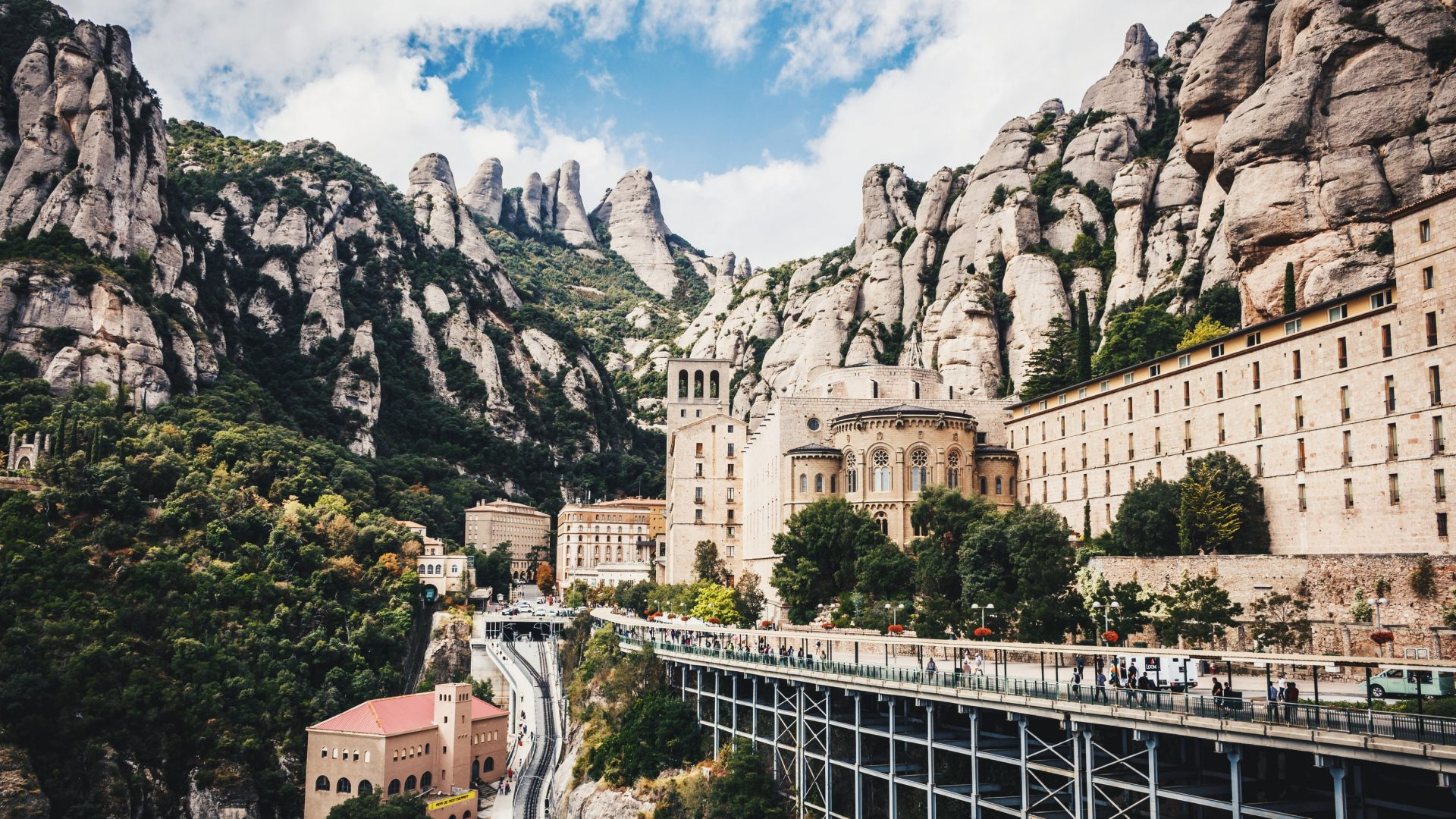 Mountains in Catalonia